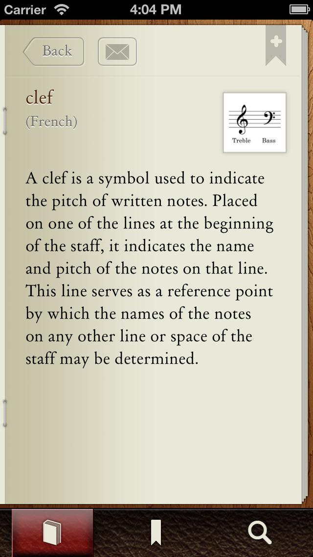 Musictionary Music Dictionaryのおすすめ画像2