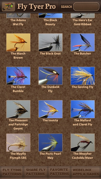 Fly Tyer PRO ~ Step by Step Fly Tying Patterns screenshot-3
