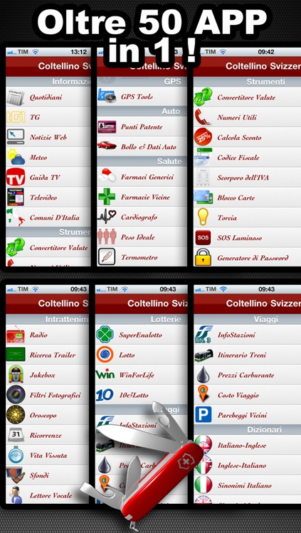 Coltellino Svizzero screenshot-0
