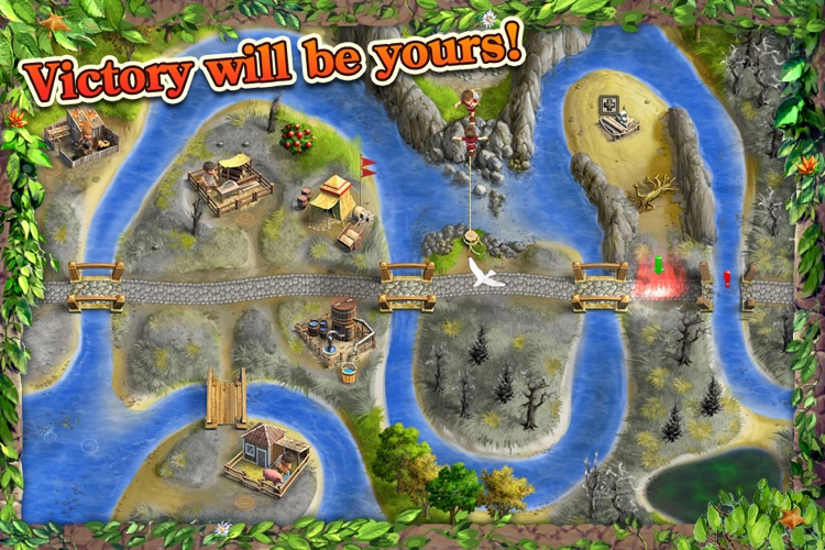 Roads of Rome 3 Free screenshot-4