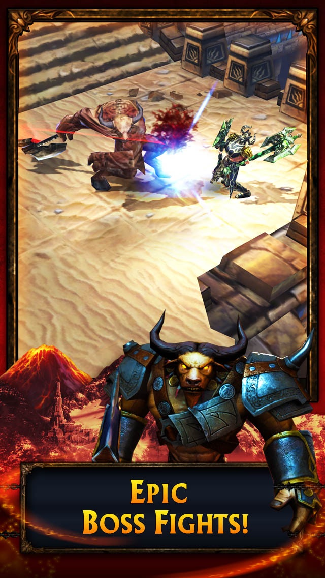 Screenshot from Eternity Warriors 2