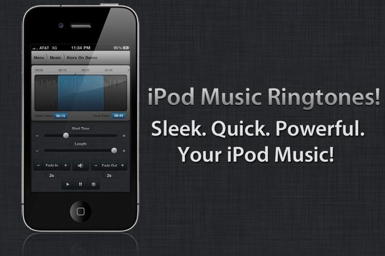 Create Ringtones!
