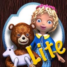 Activities of Goldilocks and the three bears - Book & Games (Lite)