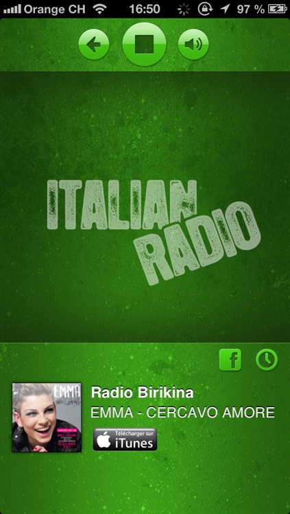 Italian Radio Stations screenshot-1