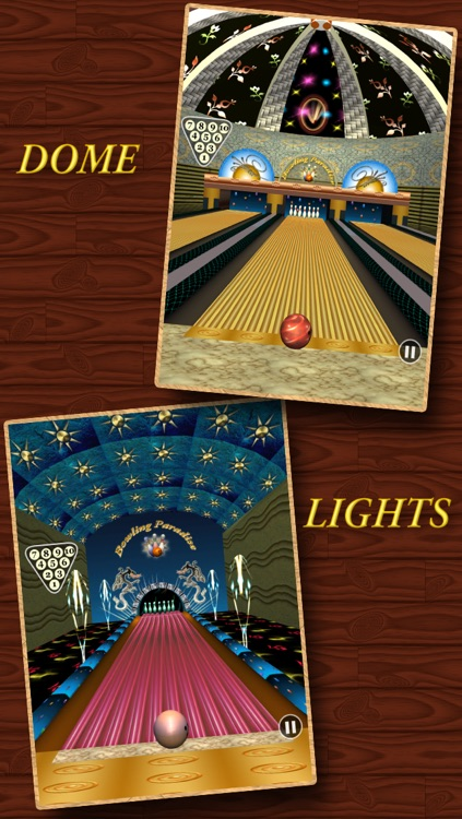 Bowling Paradise screenshot-1