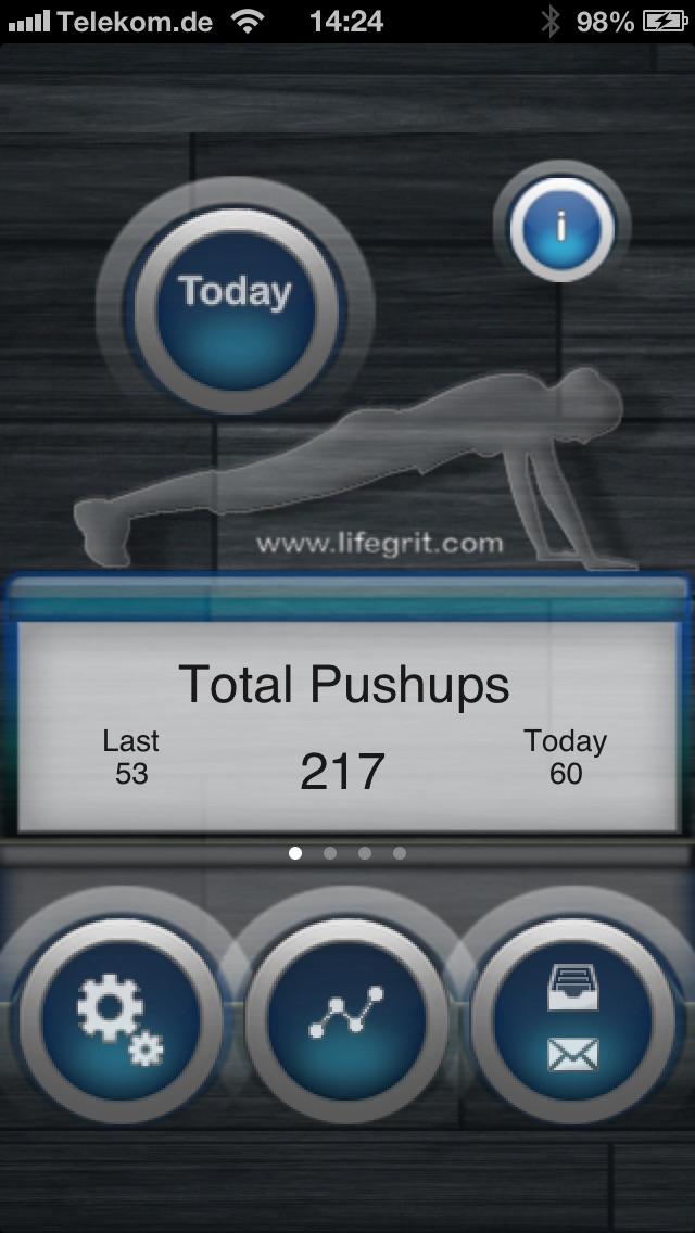 Pushups 100+ Lite