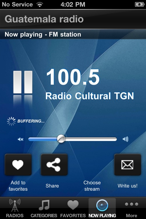 Guatemala Radio Player screenshot-4