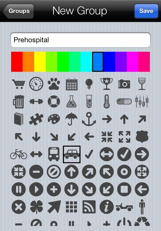 Memo2 Medical Notebook screenshot-4