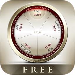Salah Times & Compass Free