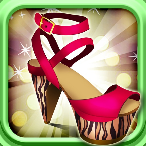 Girls Games - Shoes Maker icon