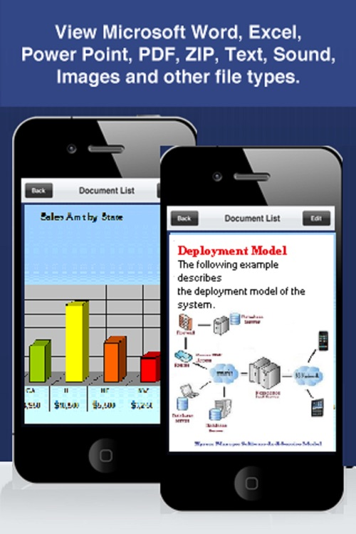 Pocket Fax (Download Documents from anywhere and send fax through your iPhone or iPad) screenshot-4