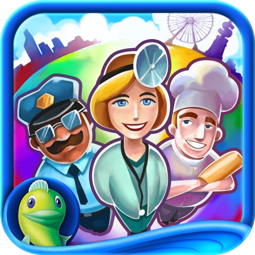 Life Quest 2: Metropoville HD icon