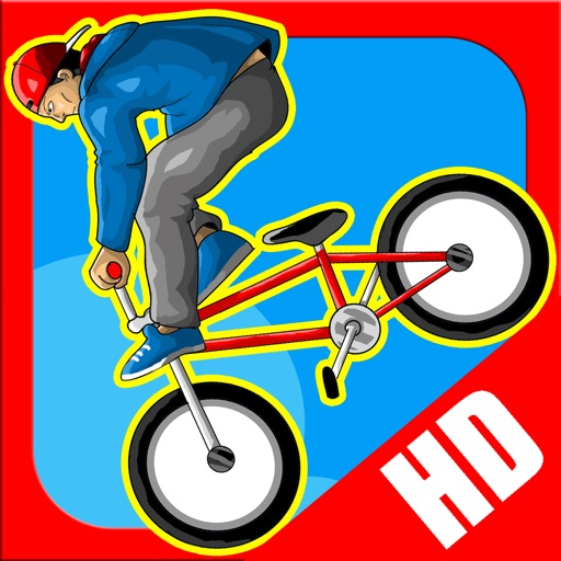 A BMX Freestyler Bike Racing Tricks Free HD
