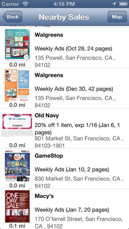 Weekly Ads & Sales for Kohls, CVS, Publix, Bestbuy, etc screenshot-3