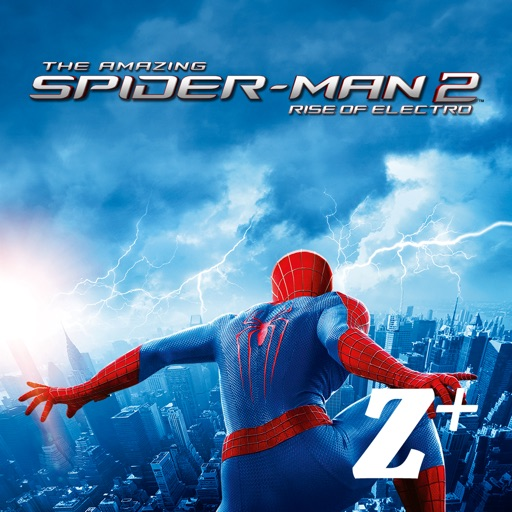 Z+ The Amazing Spider-Man 2: Rise of Electro