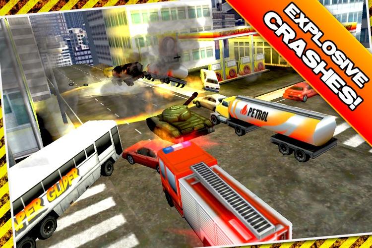 Traffic Panic 3D screenshot-4
