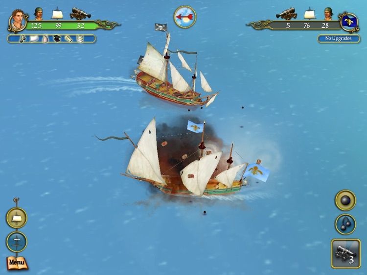 Sid Meier's Pirates! for iPad screenshot-3