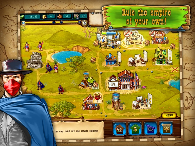 The Golden Years: Way Out West HD (Free) screenshot-4