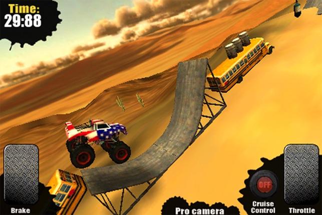 monster trucks nitro 3d