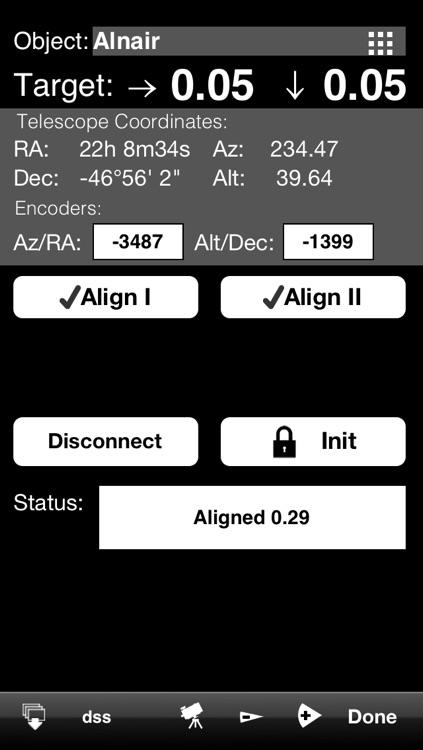Deep Sky Browser Lite screenshot-4