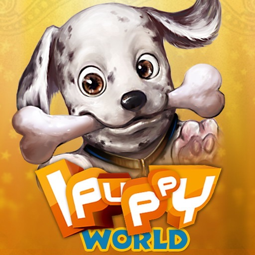 iPuppy World icon