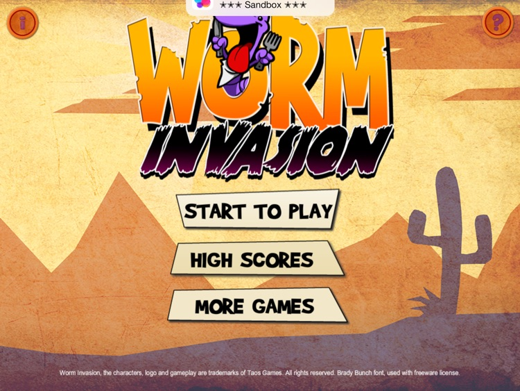 Worm Invasion