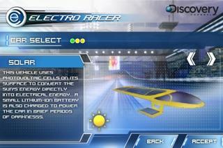 Electro RacerScreenshot von 2