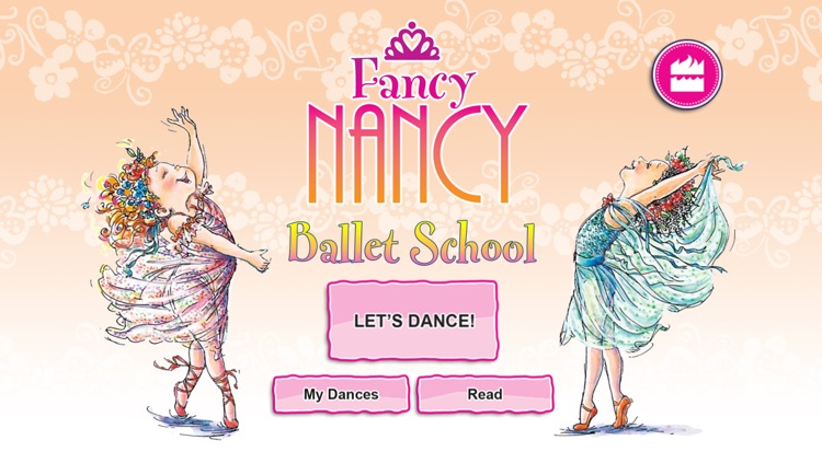 Fancy Nancy Ballet School screenshot-4