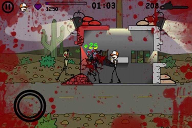 Doodle Army screenshot-3