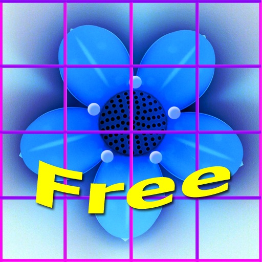 PicZee Free - The cool and fun photo jigsaw puzzle iOS App