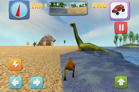 Dino Dan: Dino Racer screenshot 1