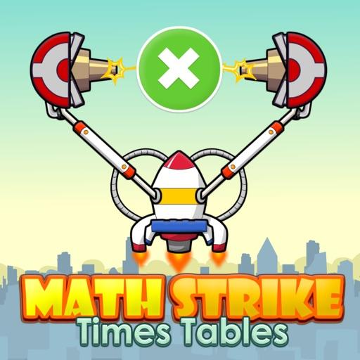 Math Strike: Times Tables