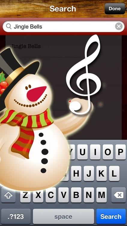 Christmas Carols - The 100 Most Beautiful Song Lyrics in the World screenshot-3