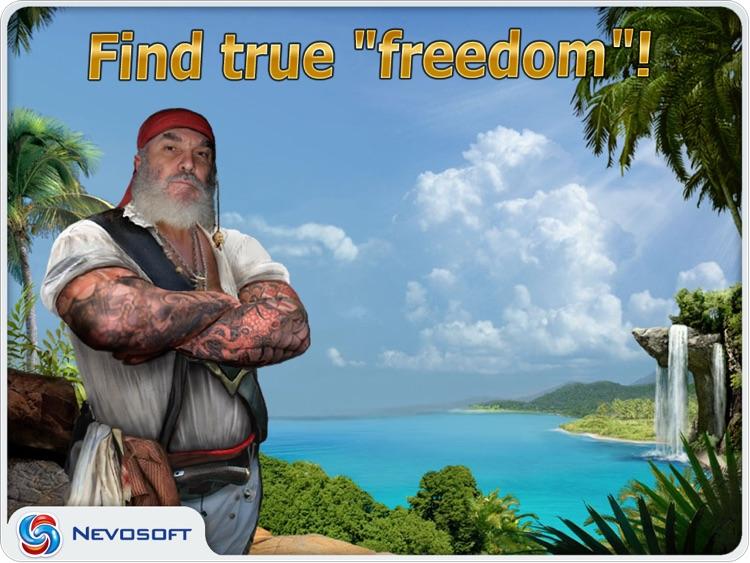 Pirate Adventures 2 HD Lite: hidden object treasure hunt screenshot-4
