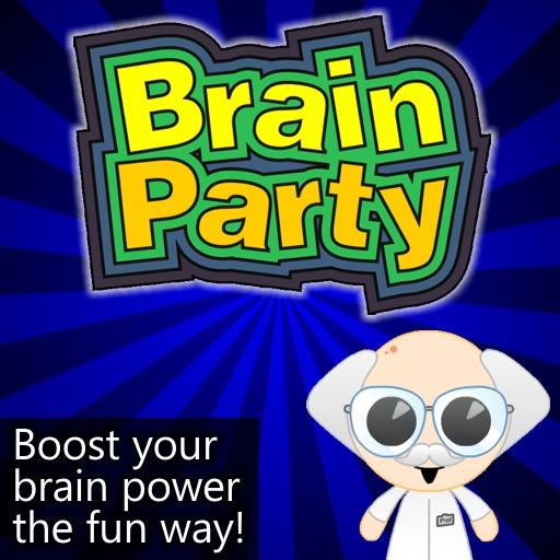 Brain Party Lite icon