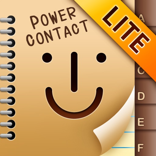PowerContact LE (Contacts Group Management with Color & Icons)