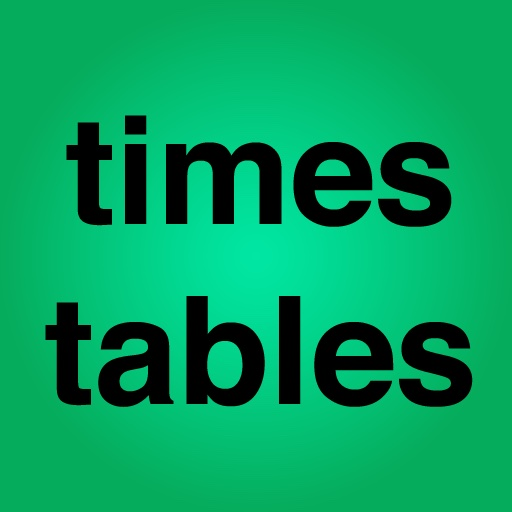 TimesTables (Multiplication Tables and Drills)