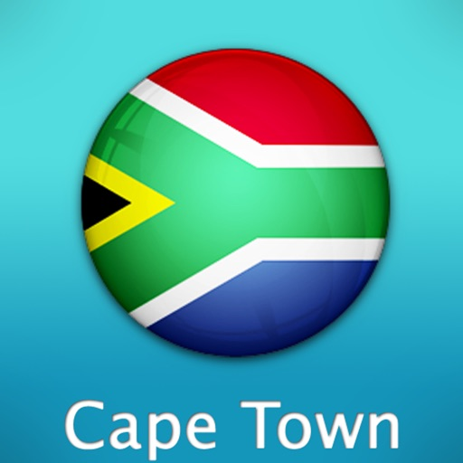 Cape Town Travel Map icon
