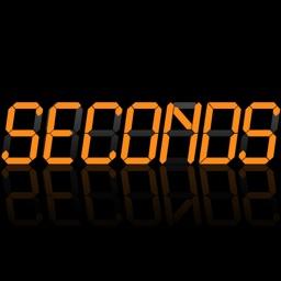 seconds...