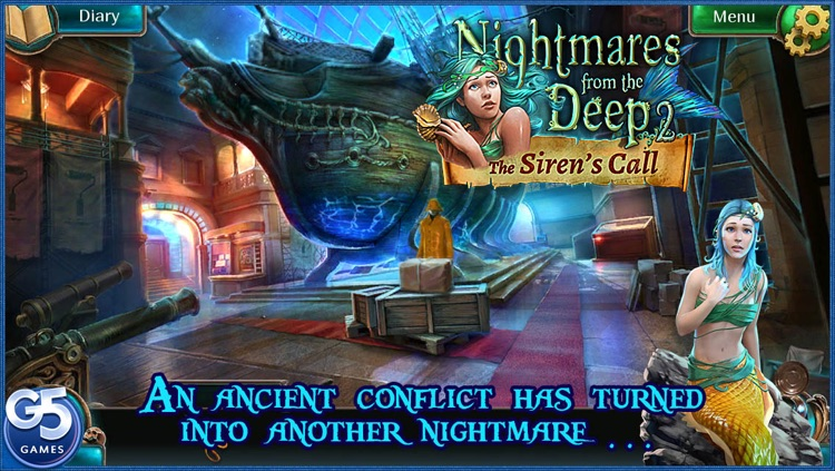 Nightmares from the Deep™: The Siren's Call (Full) screenshot-0