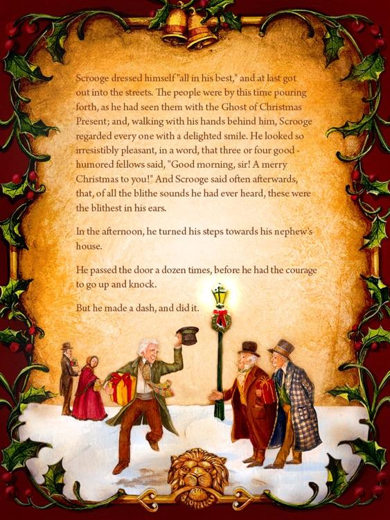 Charles Dickens A CHRISTMAS CAROL screenshot-4