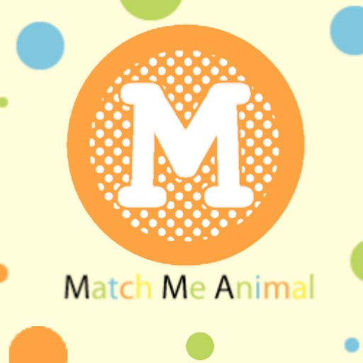 match me animal icon