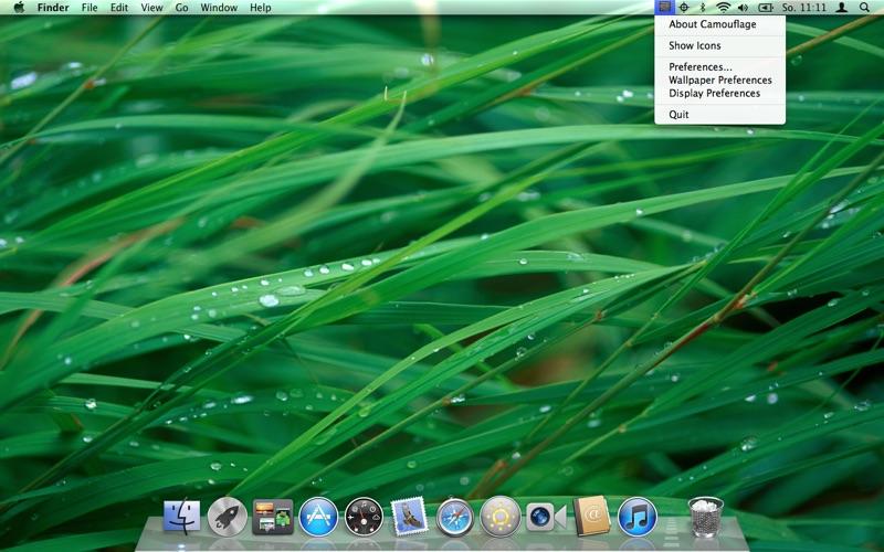Camouflage Screenshot