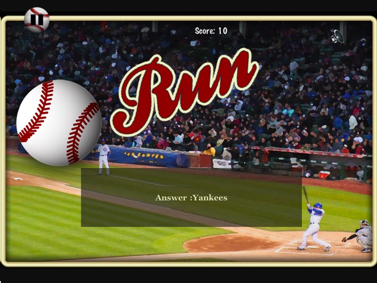 Big Baseball Trivia HD Lite screenshot-2
