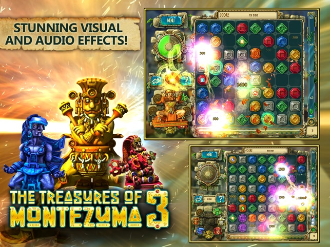 Montezuma s Revenge / Preliminary Monty