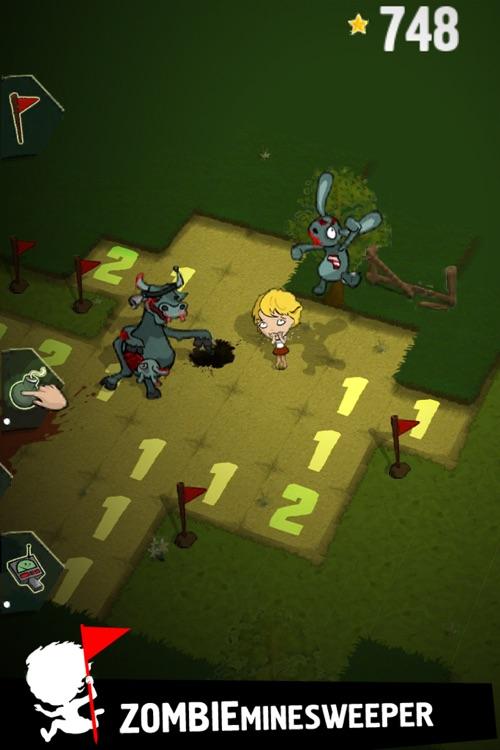 Zombie Minesweeper screenshot-4