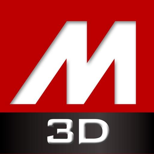 MONITEUR 3D BREST iOS App
