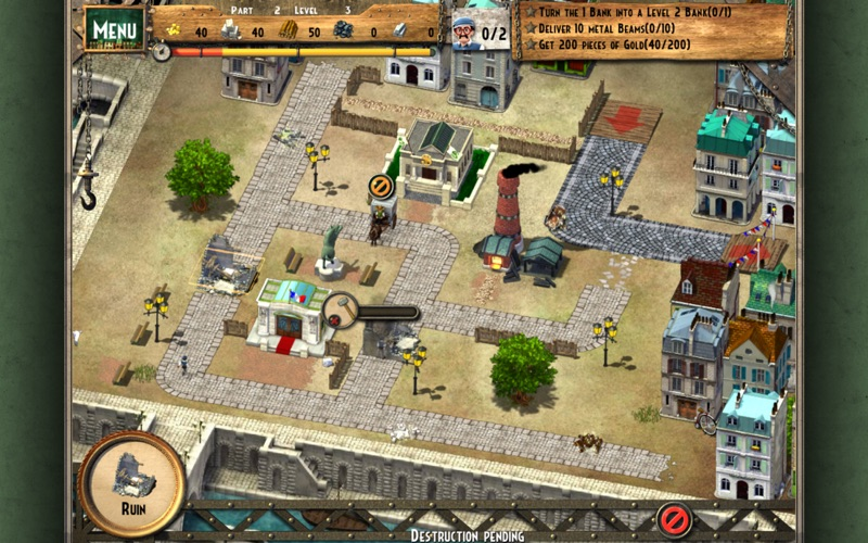 Monument Builders: Eiffel Tower™ screenshot 3
