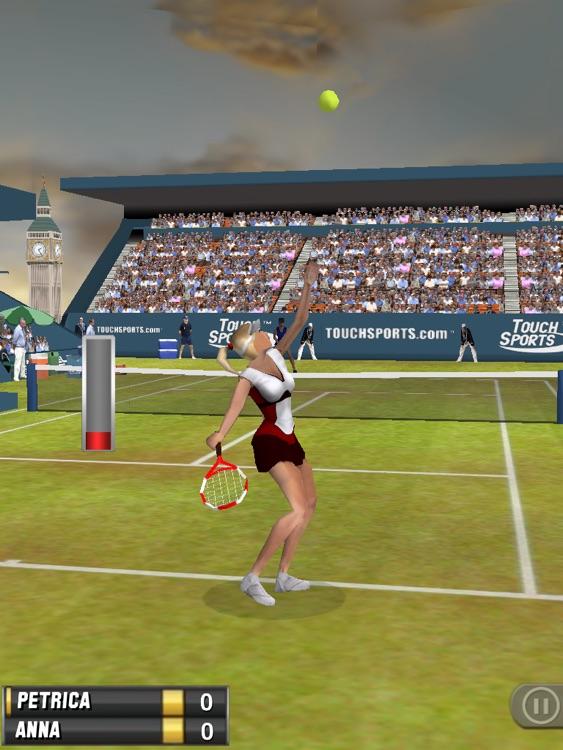 TouchSports Tennis 2012 HD