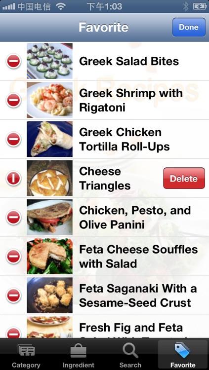 Jewish Recipes screenshot-3